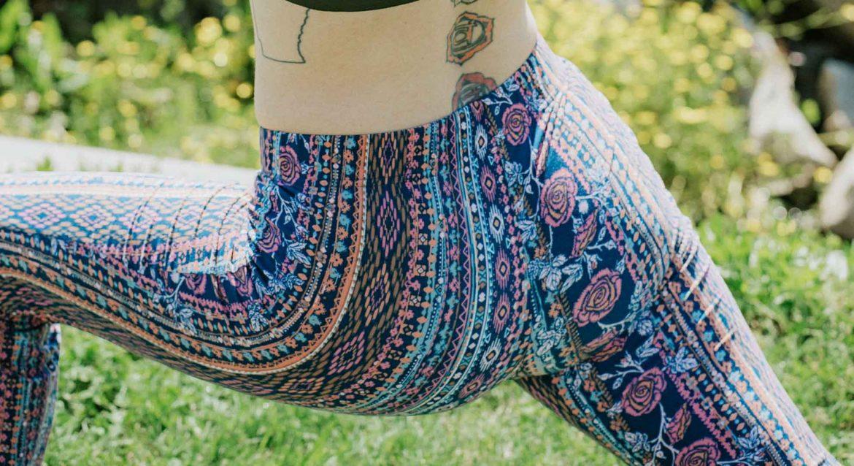 best maternity yoga pants