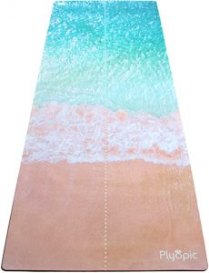 Beach Scene Yoga Mat