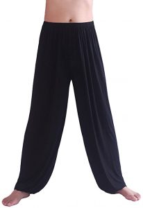 Hoerev Soft Modal Spandex Pants