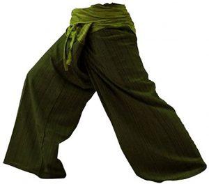LannaPremium 2 Tone Thai Trousers