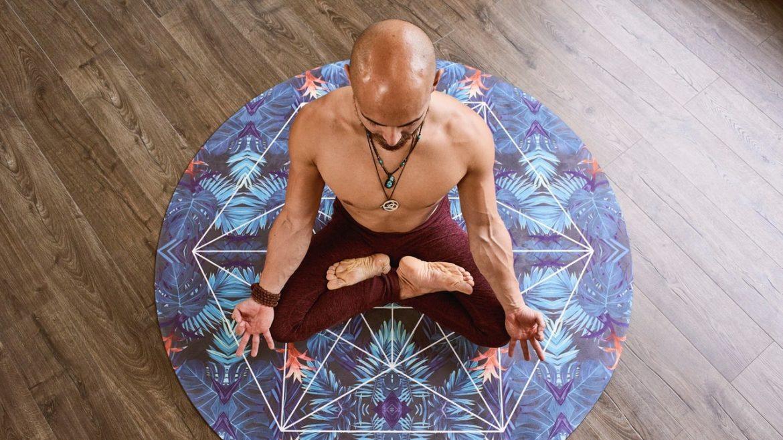 Men Yoga Short